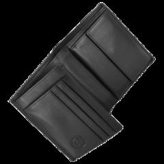 Портмоне WENGER Alphubel, цвет черный, 10*2*12.5 см (W2-03BLACK)