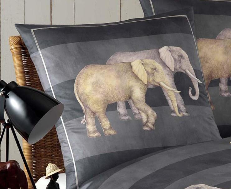 Для сна Наволочка 35x40 Elegante Elephant синяя elitnaya-navolochka-elephant-sinyaya-ot-elegante.jpg