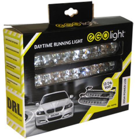 Дневные ходовые огни EGO Light DRL-182P18