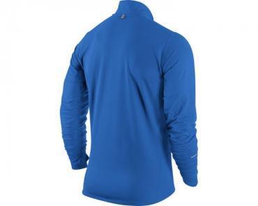 Футболка Nike Element 1/2 Zip LS /Рубашка беговая