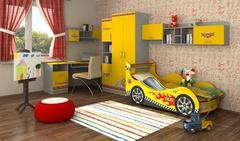 Детская комната Такси