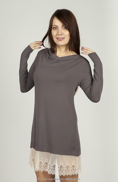 Нежная домашняя сорочка Tata