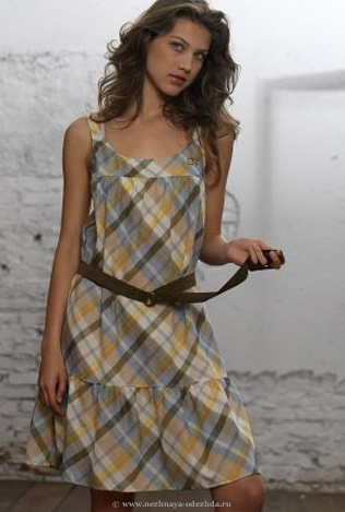 Платье для дома Rebecca & Bros