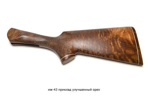 иж-58 приклад улучшенный орех