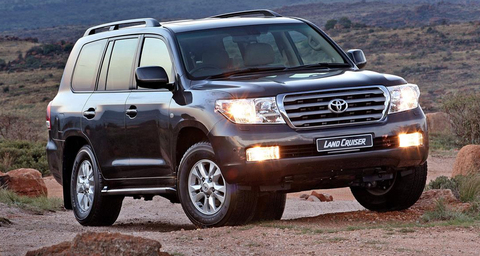 Гарант Блок Люкс 663.E/f для TOYOTA LAND CRUISER 200 /2007-/ ГУР