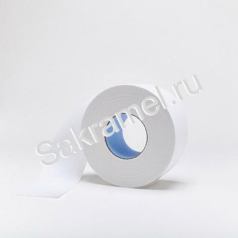 Бумага для депиляции люкс Чистовье (Флизелин, белый, 100 м, рулон)