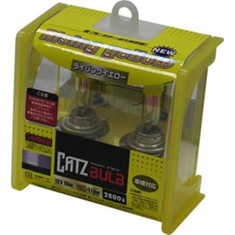 Газонаполненные лампы CATZ H4 CB401N (2800К)