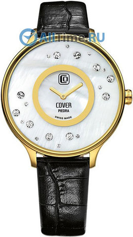 Купить Женские наручные швейцарские часы Cover Co158.09 по доступной цене