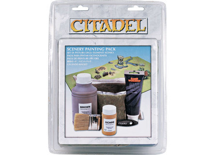 Citadel Scenery Painting Pack