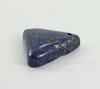 Подвеска Ляпис Лазурит (прессов., тониров) (цвет - темно-синий) 26,6х29,2х8,1 мм №148