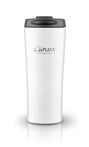 Термокружка La Playa Vacuum Travel Mug (0.4 литра) белая