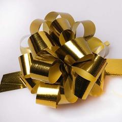 Бант 18 мм 6811/10 золото