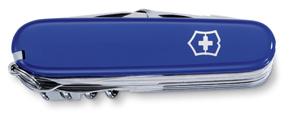 Швейцарский нож Victorinox SwissChamp синий (1.6795.2)