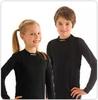 Комплект термобелья Craft Active Multi детский чёрный