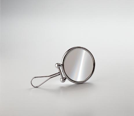 Зеркала Зеркало косметическое ручное Windisch 99134CR 2X elitnoe-zerkalo-kosmeticheskoe-ruchnoe-99134-ot-windisch-ispaniya.JPG