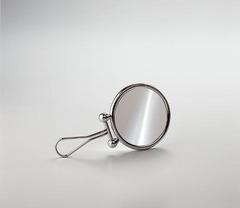 Зеркало косметическое ручное Windisch 99134CR 2X