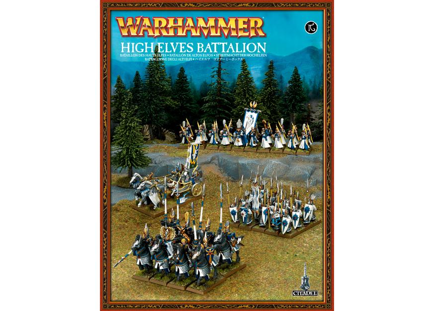 High Elves Battalion