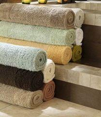 Элитный коврик для ванной Bamboo White от Kassatex