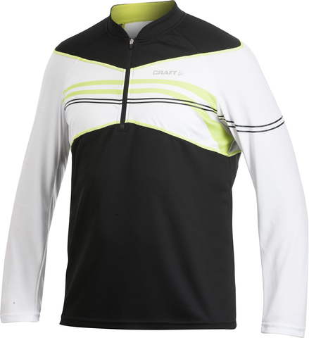 Велорубашка Craft Active Bike Long Sleeve Jersey
