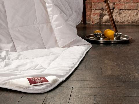 Элитное одеяло легкое 150х200 Merino Wool от German Grass
