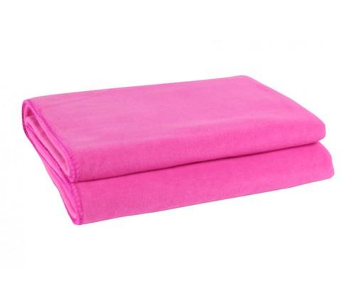 Элитный плед Soft Fleece розовый от Zoeppritz