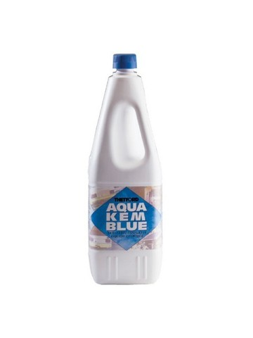 Жидкость для нижнего бака биотуалета Thetford Aqua Kem Blue 2л
