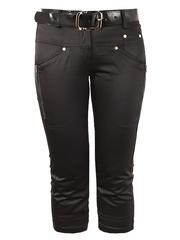 2220 брюки женские, черные