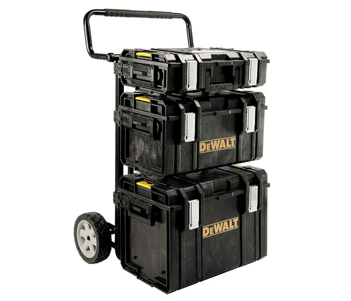 Ящик для инструмента  4 в 1 Tough System  DeWalt