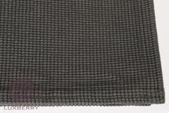 Коврик для ванной 60х150 Luxberry Дорожка серый
