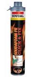 Пена монтажная пистолетная Соудафоам ФР Клик&Фикс огнестойкая 750мл (12шт/кор)
