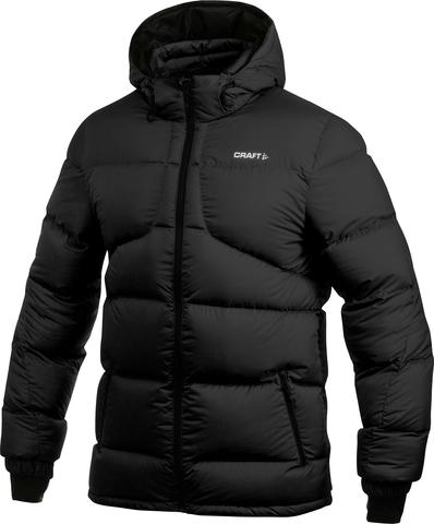 Куртка Craft Casual Down мужская чёрная