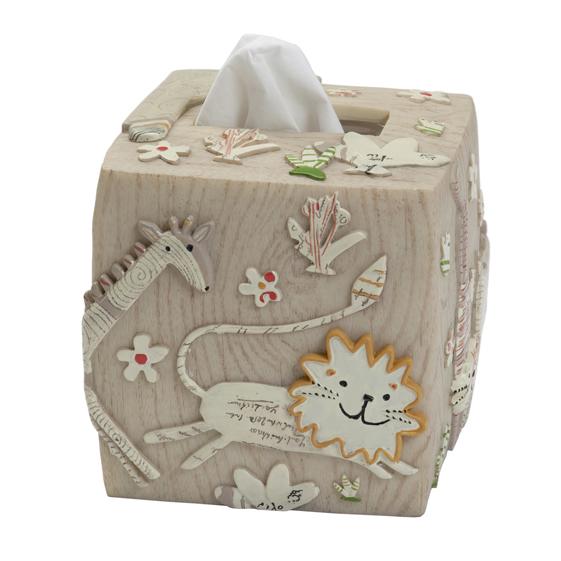 Салфетницы Салфетница детская Animal Crackers от Creative Bath salfetnitsa-animal-crackers-ot-creative-bath-ssha-kitay.jpg