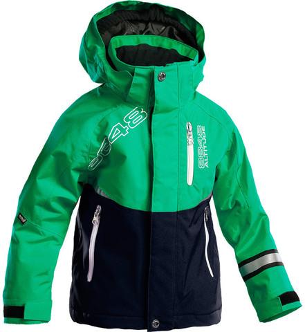 Куртка горнолыжная 8848 Altitude Clay Green детская