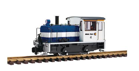 LGB 27630  Маневровый Дизельный локомотив