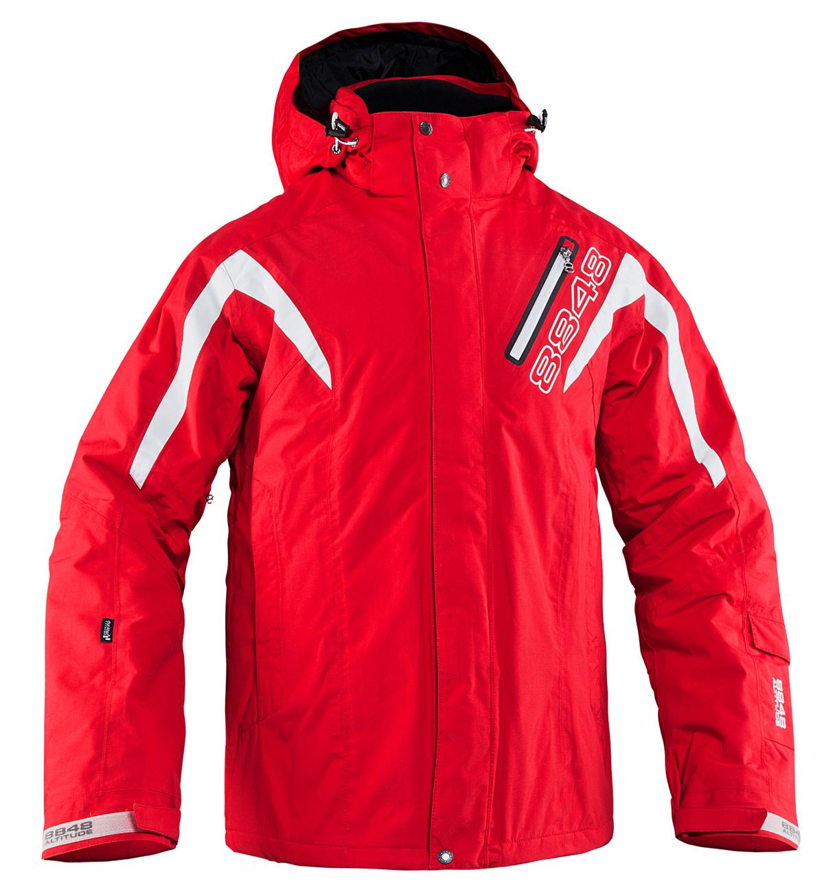 Горнолыжная куртка 8848 Altitude Phantom Red