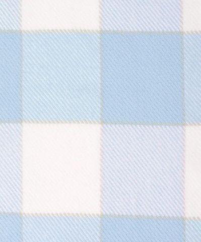 Плед детский 100х150 Luxberry Vanessa голубой