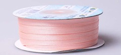 Лента атласная AL-3P 3мм*91,4м светло-персиковый
