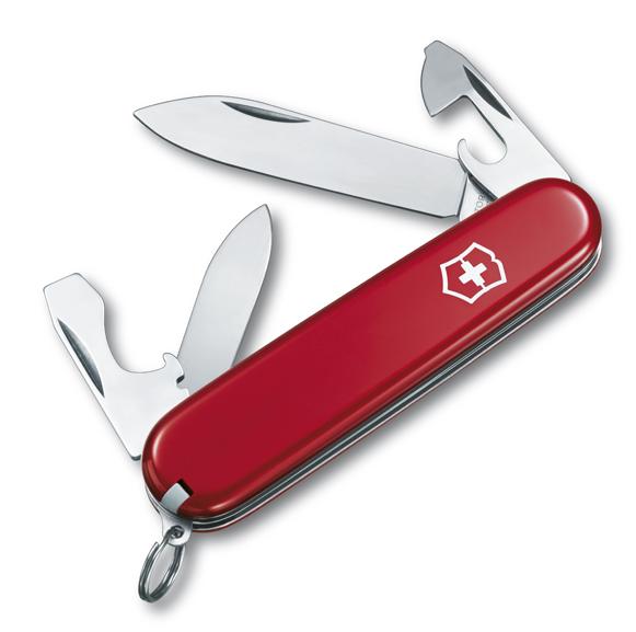 Швейцарский нож Victorinox Recruit красный (0.2503)
