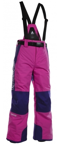 Горнолыжные Брюки 8848 Altitude Mowat Pink детские