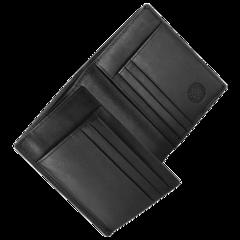 Портмоне WENGER Alphubel, цвет черный, 10*1*1.5 см (W2-06BLACK)