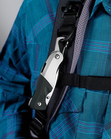Нож Leatherman c33x Black