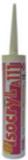 Акриловый герметик Isocryl A111 (белый) 280 мл