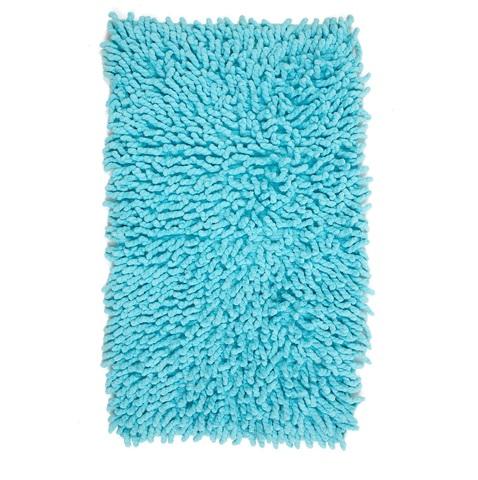 Элитный коврик для ванной Basics Aqua от Kassatex