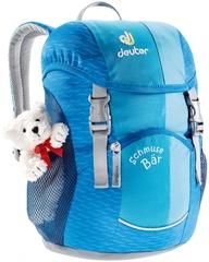 Рюкзак детский Deuter Schmusebar синий
