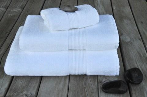 Полотенце 30x50 Casual Avenue Chicago белое
