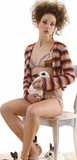 Женская домашняя накидка Rebecca & Bros