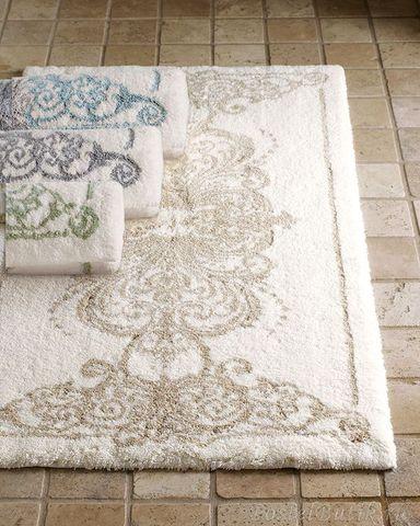 Элитный коврик для ванной Palacio 770 натуральный от Abyss & Habidecor