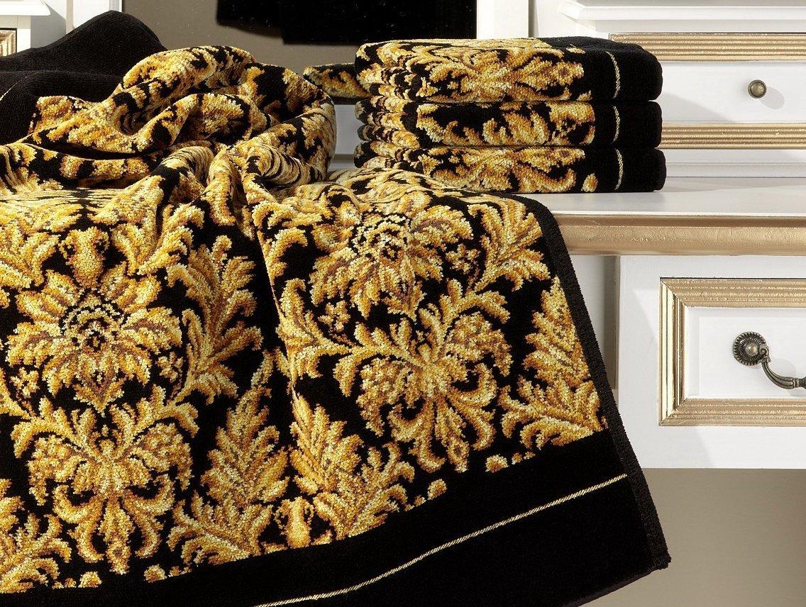 Пледы Плед 150x250 Feiler Sanssouci 10 schwarz elitnyy-pled-shenillovyy-sanssouci-10-schwarz-ot-feiler-germaniya.jpg