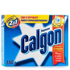 Порошок для смягчения воды и предотвращения образования накипи Calgon 2 в 1 550г