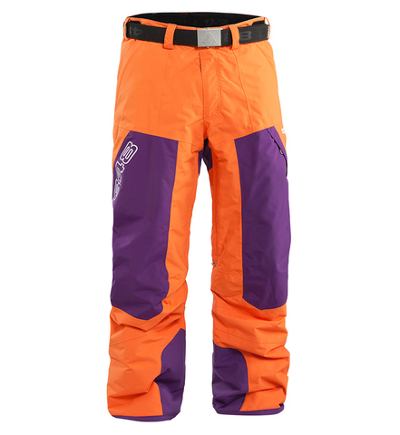 Брюки горнолыжные 8848 Altitude 66 Carrot мужские